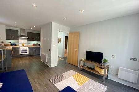 Luxury Apartment - 2 beds - Kelham Island