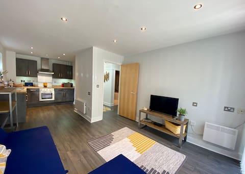 Luxury Apartment - 2 beds - Kelham Island