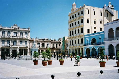 Apt. Escorial (Plaza Vieja) - La Habana Vieja
