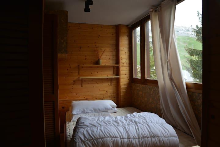 Apartamento acogedor en Candanchu - Aisa - Huoneisto