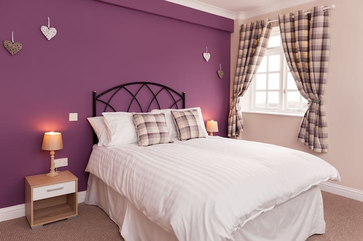 The Pulpit Inn - Double room-Ensuite with Shower