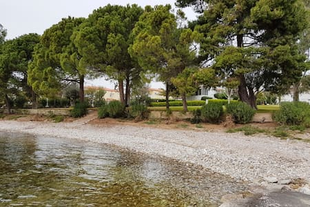 Villa by the beach in Evia - Eretria - Wohnung