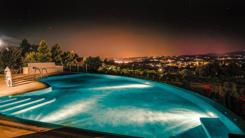 Home Rentals in Portoheli-Private Home Shared Pool