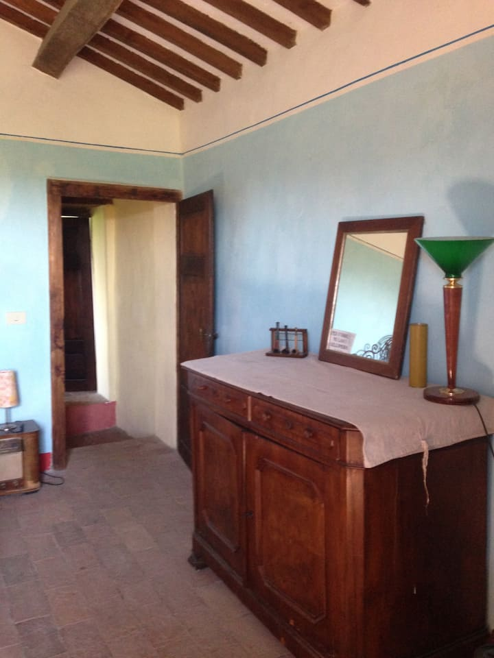 Charming room(s) in a stone country house: MAREMMA
