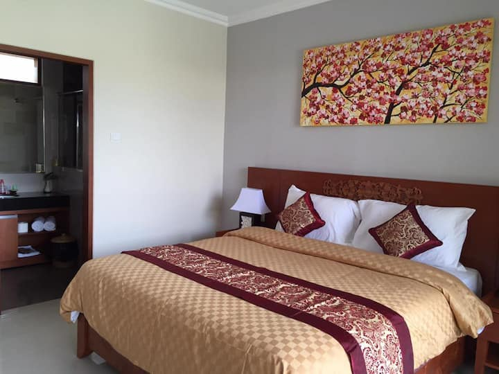 COZY 1 BR Double or Twin Bed @ Canggu Beach