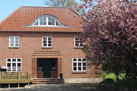 Schicke Wohnung im Bauernhaus - Fehmarn - Apartemen