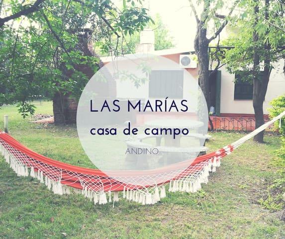 Las Marías, Casa de Campo