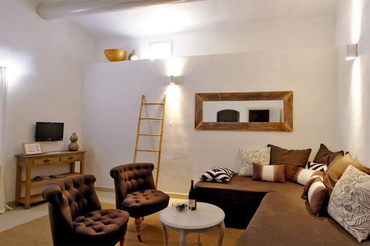 Gite Ferulo Le Bercail en Provence - Sarrians - อพาร์ทเมนท์