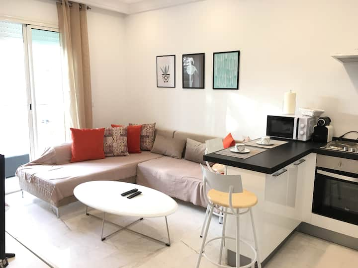 Stylish Loft 2 In The Heart Of La Marsa