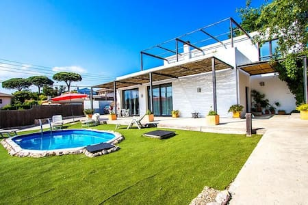 Serene villa in Sils for up to 8 people, 20km to the beaches of Costa Brava - Costa Brava