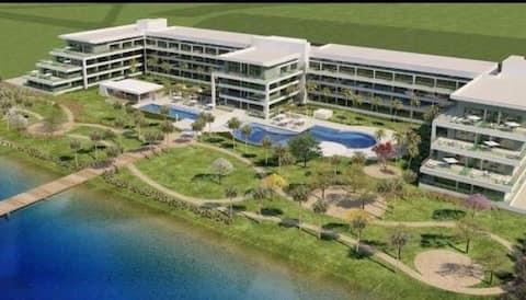 Flat no Lake View Resort