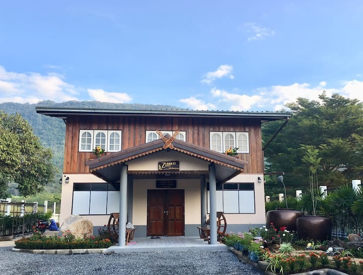 ZERMATT-KHAOYAI RESORT