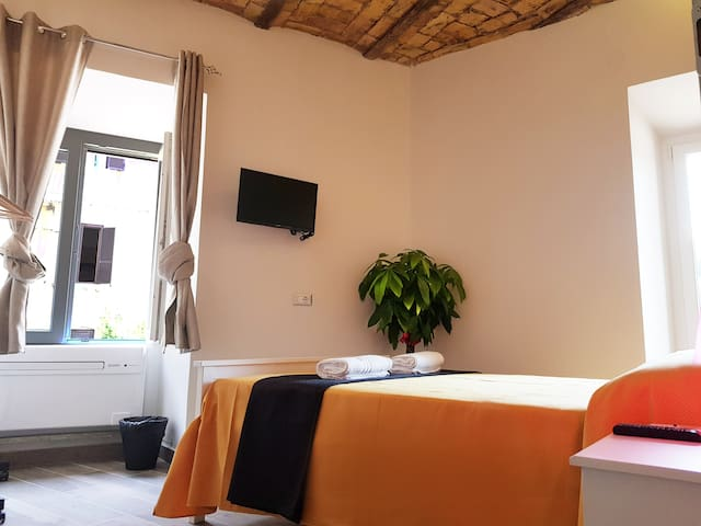 Room for 2 pax  central area San Giovanni with WC