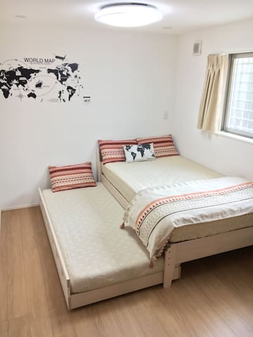 Private Home, tokyo, 5mins from stasion, 20sqm