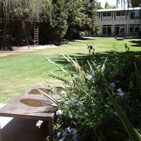 Departamento con Gimnasio y amplio Jardín - La Puntilla, Luján de Cuyo - Apartment