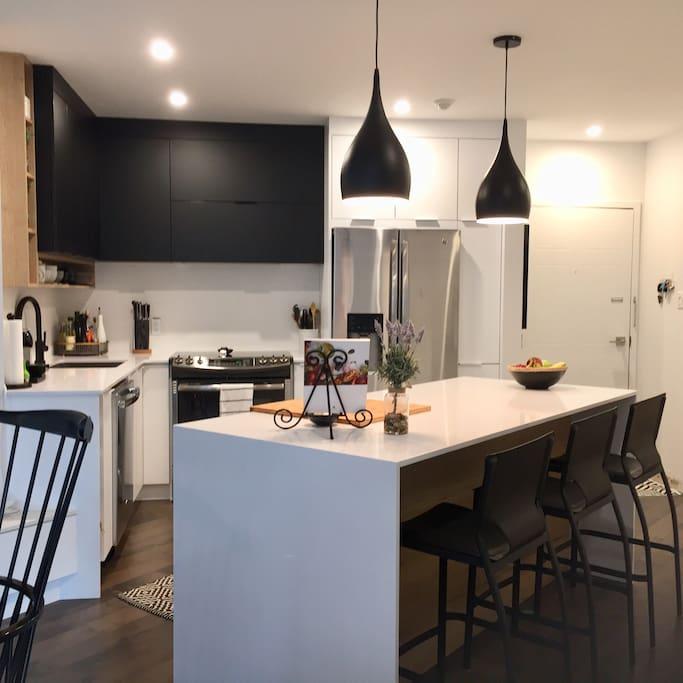 New kitchen mai 2018 all new appliances