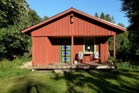 Cosy Cottage on a farm - Ljungby V - Chatka