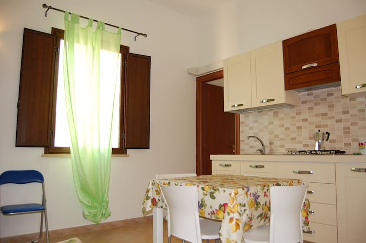 APARTMENT FLAVIA CENTER BEACH CLOSE - Cefalù - Apartment