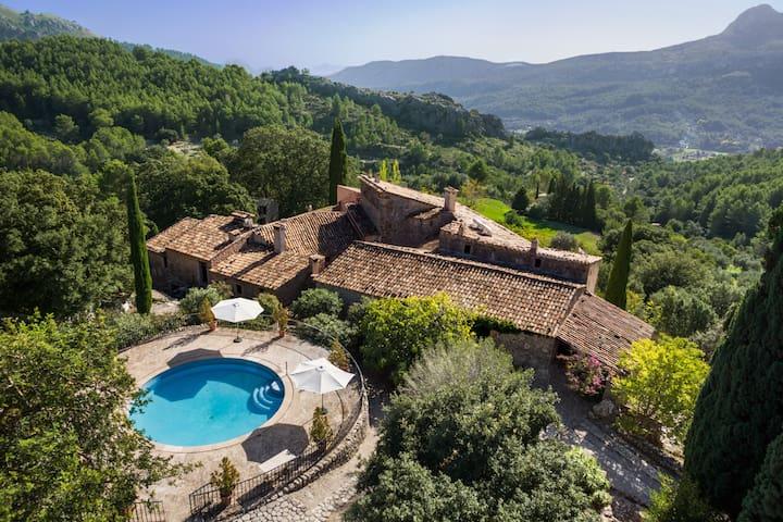 Domaine Pedruxella Gran: 115185 - Torrubia del Campo - Villa