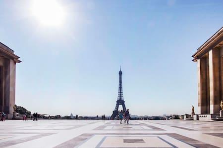 Cozy, perfectly located studio - Eiffel tower - París