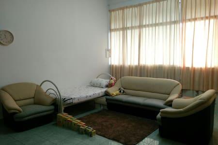 Livingroom@Lau's home - 斯里巴加灣(Bandar Seri Begawan)