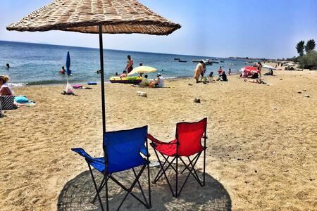 Ekonomik Temiz Konforlu Denize 5 Dakika Altinoluk - Edremit - 别墅