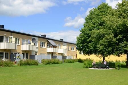 Modern city flat in green area - Uppsala