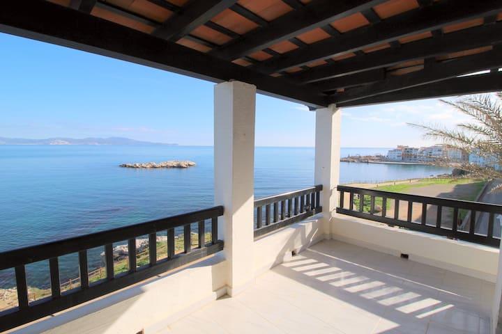 Fantàstica vista al mar l´Escala - L'Escala - Condominium