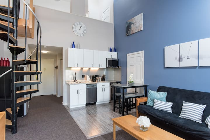 Renovated White Mountain Condo at Lincoln Station