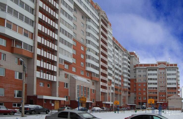 Квартира на ленинградской - Vologda - Pis