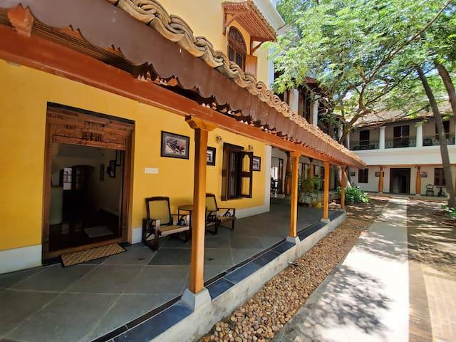 Private Room (Frangipani) & Pool in Garden Villa
