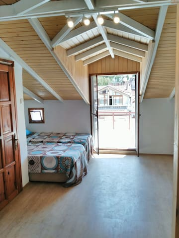 Lovely Studio in central location near the beach - Akyaka - Departamento