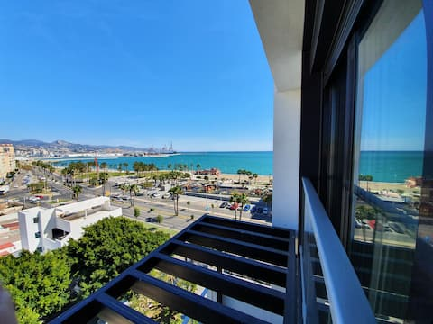 New penthouse in Malaga