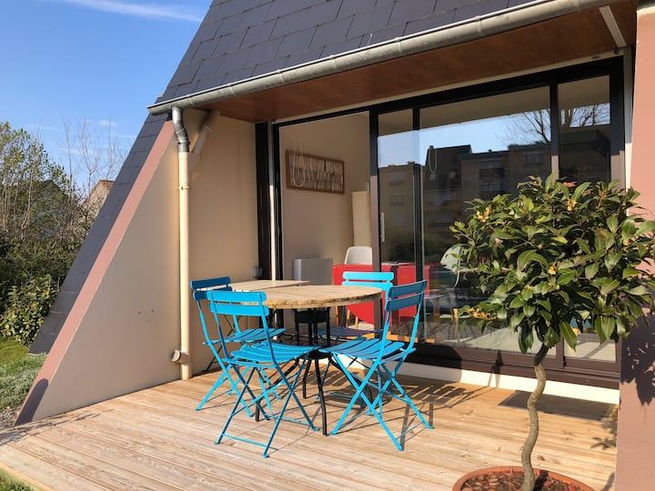 Studio Sainte Cécile plage