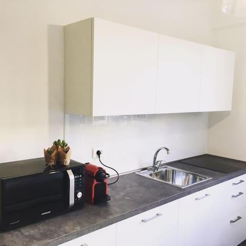 Appartamento 80 mq nuovo ammobiliato