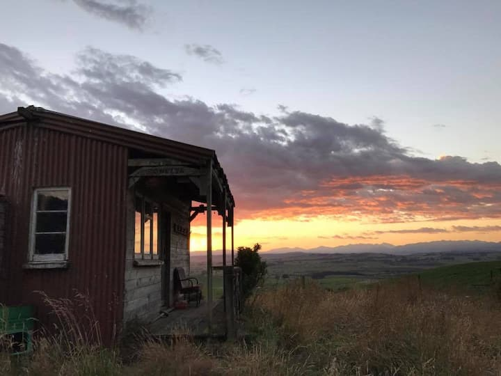 Zonelia Hut Farm Stay
