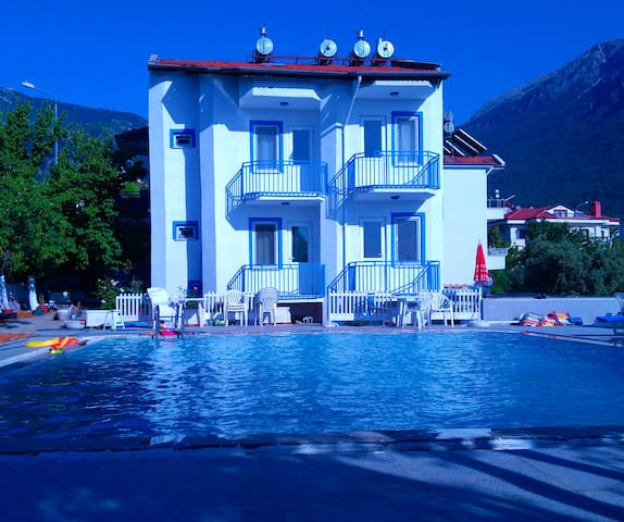 Sun Ocean Motel 6 - Oludeniz/Fethiye