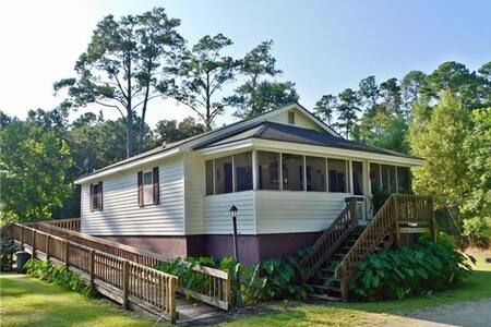 Pamlico County Lodge - Fish, Hunt, Visit!