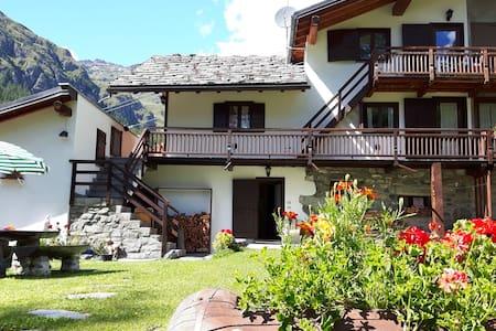 Casa Ines - Gressoney La Trinitè - Daire