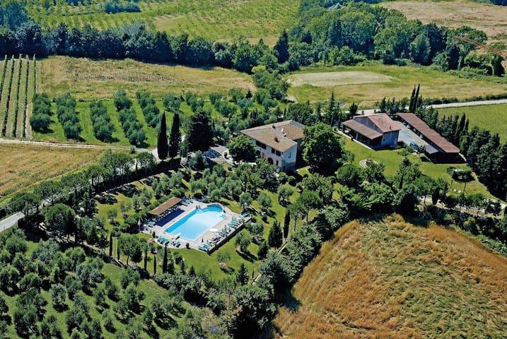 Montelopio - Montelopio 8, sleeps 4 guests - Peccioli - Apartament