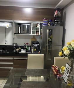 Apartamento cobertura aconchegante com 2 quartos