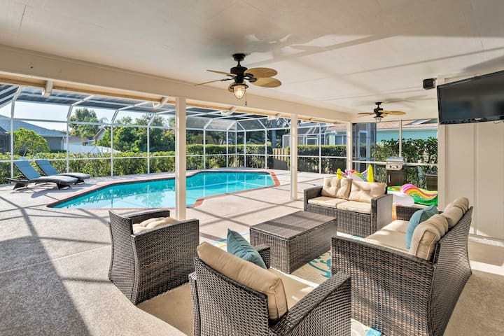 Bradenton Home w/Pool-10 Min to Beach&IMG Academy