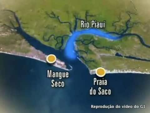 Apto no  condomínio Villa das Águas  Praia do Saco