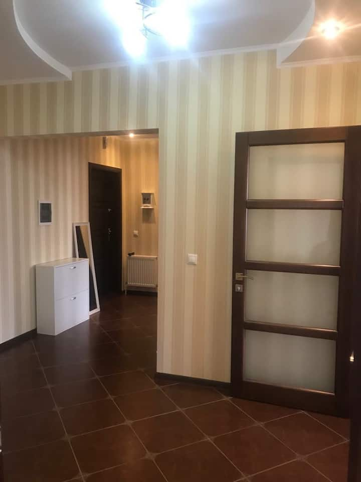 Your cozy stay in Chisinau