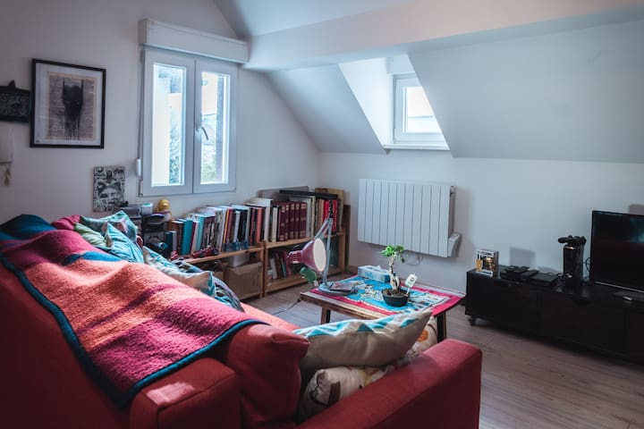 Beautiful bright and cozy T2 - 4 people ❀HOENHEIM❀