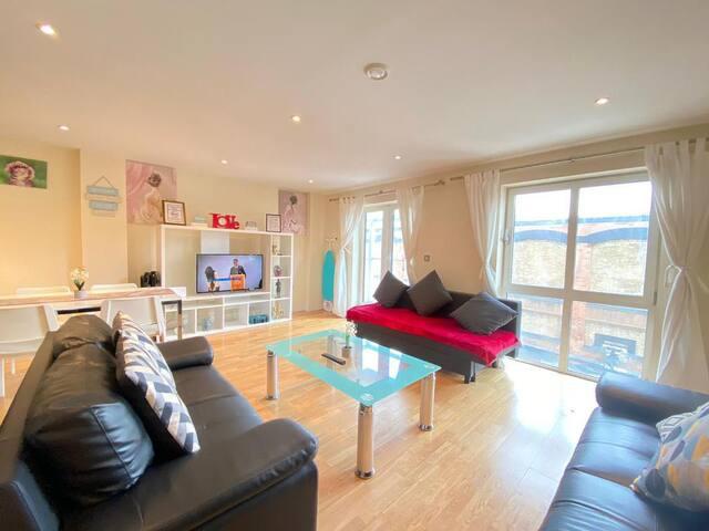 Modern 2 Bed Apt-Central London/Shoreditch, Zone 1
