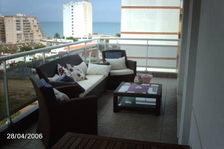 Apartamento nuevo y acogedor en playa Morro de Gos - Orpesa - Wohnung