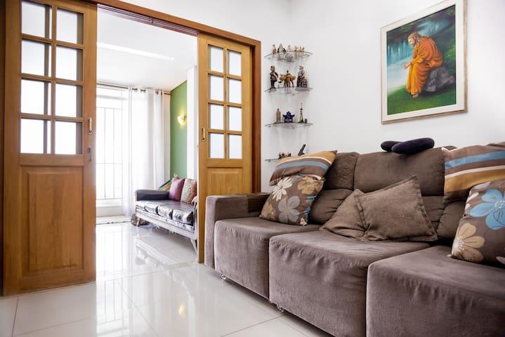 Casa dos sonhos em Santa Efigênia - Belo Horizonte - Casa