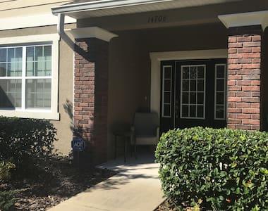 Nice quiet residential townhome - Tampa - Reihenhaus