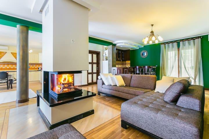 Unique penthouse in Budva